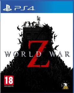 World War Z EU Chinese/English PS4