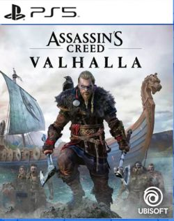 Assassin's Creed Valhalla [Limited Edition] AS Chi/Eng PS5
