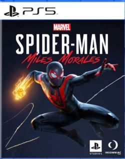Marvel's Spider-Man: Miles Morales AS Chi/Eng PS5