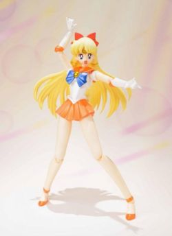 S.H.Figuarts Sailor Moon PVC Figure: Sailor Venus