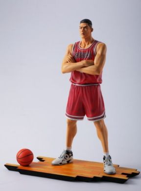 Slam Dunk Vol.5 PVC Figure: Takenori Akagi