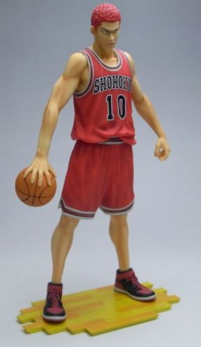 Slam Dunk Vol.1 PVC Figure:Sakuragi Hanamichi (Re-run)