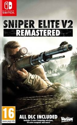 Sniper Elite V2 Remastered EU Chinese/English NS
