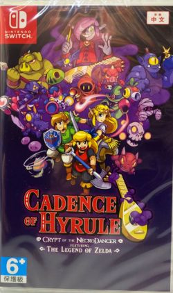 Cadence of Hyrule: Crypt of the NecroDancer featuring AS NS