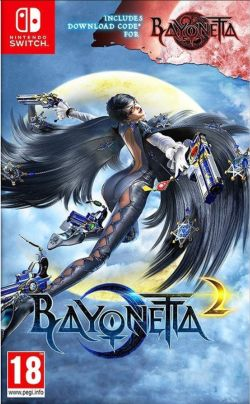 Bayonetta 1+2 UK English Version NS