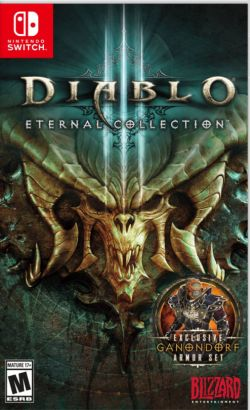 Diablo III: Eternal Collection US NS