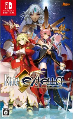 Fate/Extella (Multi-Language) NS