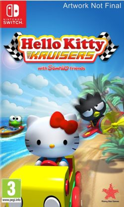Hello Kitty Kruisers UK English NS