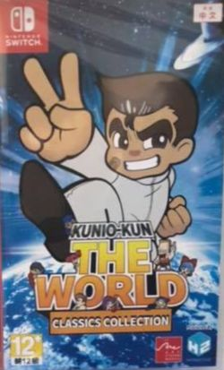 Kunio-kun: The World Classics (Multi-Language) NS