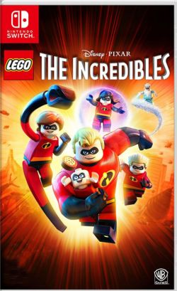 LEGO The Incredibles AS Chinese/English NS