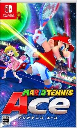 Mario Tennis Ace Japanese/Chinese sub NS Preorder