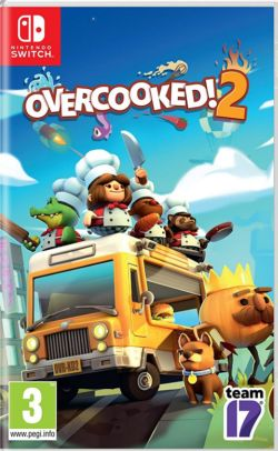 Overcooked! 2 EU NS