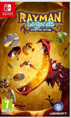 Rayman Legends: Definitive Edition EU NS