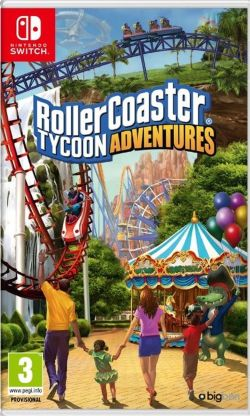 RollerCoaster Tycoon Adventures EU English NS