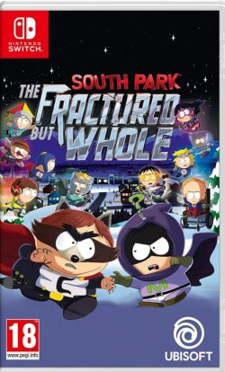 South Park: The Fractured But Whole UK English NS