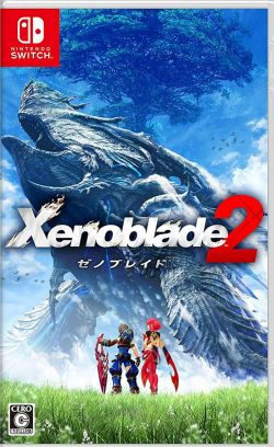 Xenoloade 2 Chinese/Japanese subtitle NS