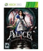 Alice: Madness Returns XBOX360