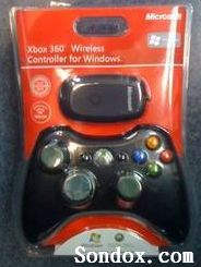 Xbox 360 Wireless Controller for Windows PC Black