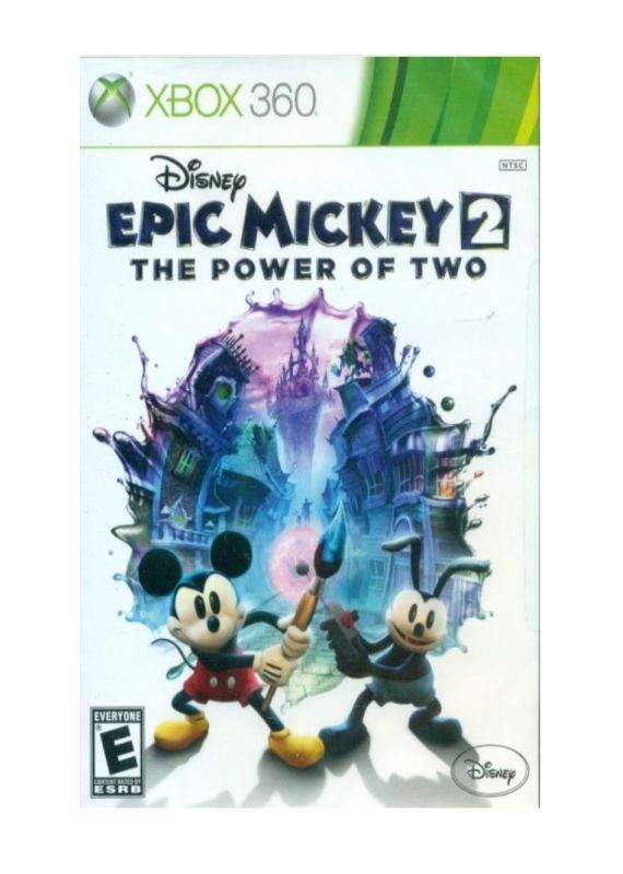 Epic Mickey 2: The Power of Two XBOX360