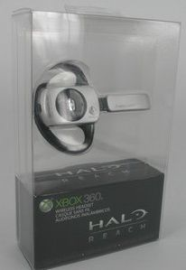Xbox 360 Halo: Reach Wireless Headset