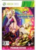 Lollipop Chainsaw Premium Edition XBOX360