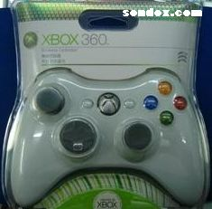 Offical Wireless Controller (White) XBOX360