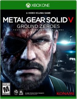Metal Gear Solid V: Ground Zeroes US XBOXONE